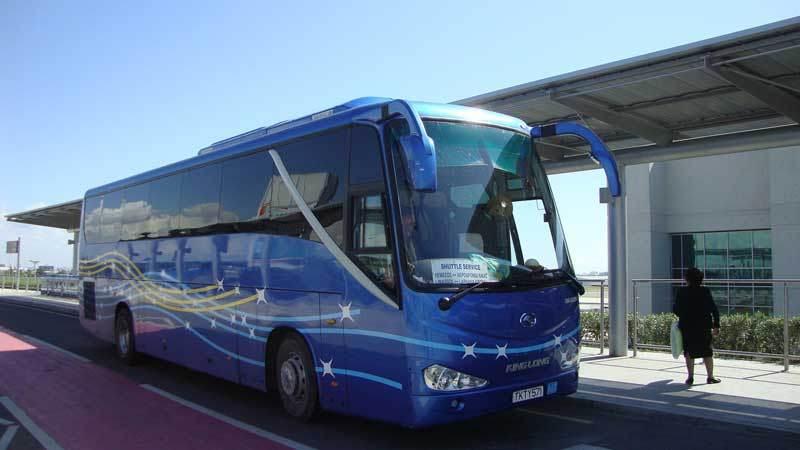 Как добраться из аэропорта Ларнаки до Ларнаки