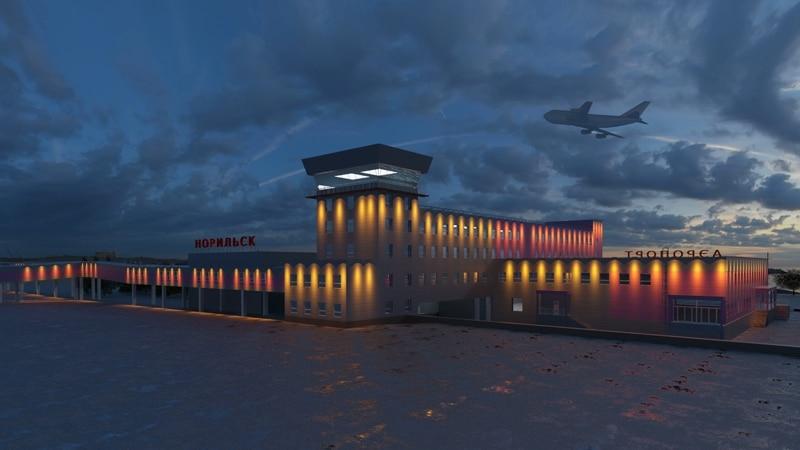 аэропорт Алыкель