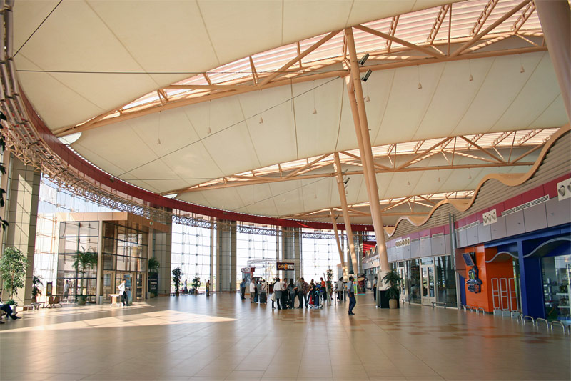 Аэропорт Шарм-Эль-Шейх онлайн-табло прилета