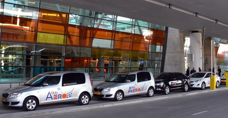 Добраться из аэропорта Еревана в центр города