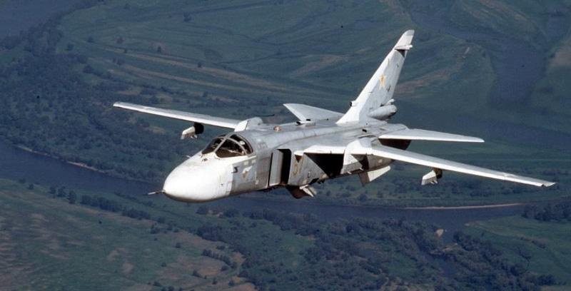 катастрофы Су-24