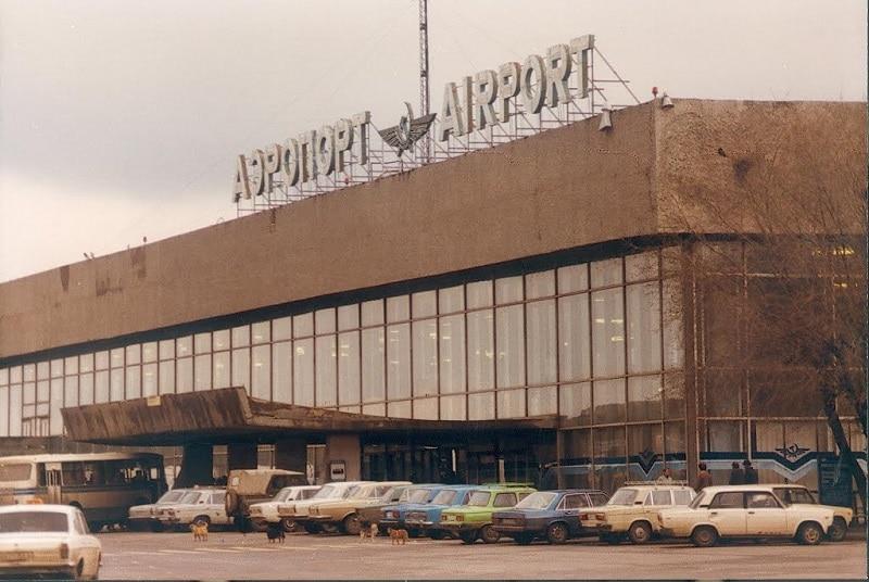 Международный аэропорт Волгограда онлайн-табло