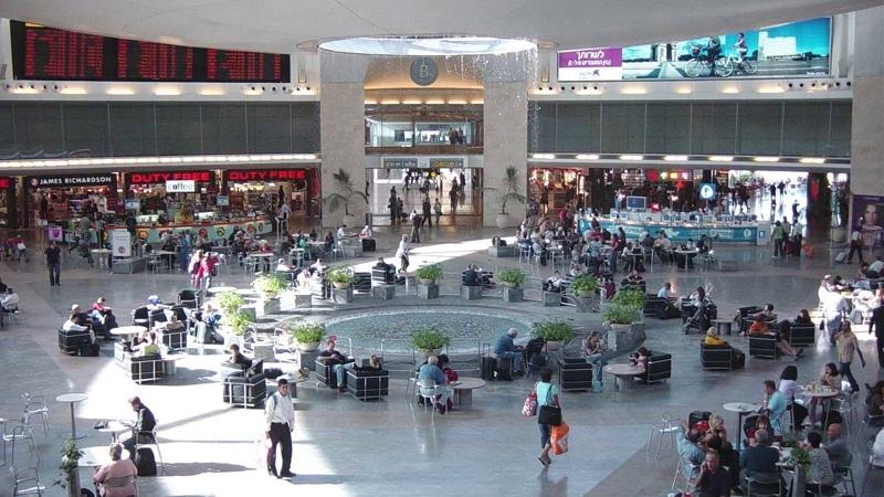 официальный сайт аэропорта Бен-Гурион