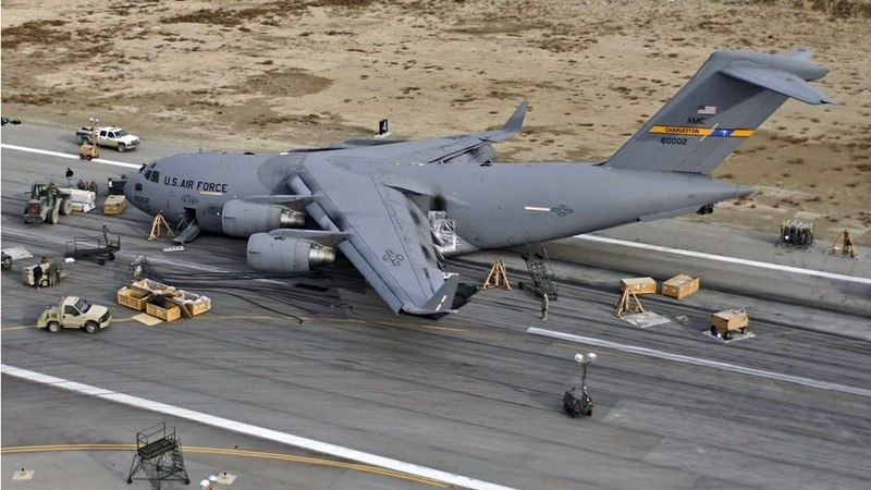 самолет C-17