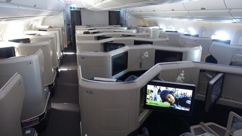 Cathay Pacific Airways официальный сайт