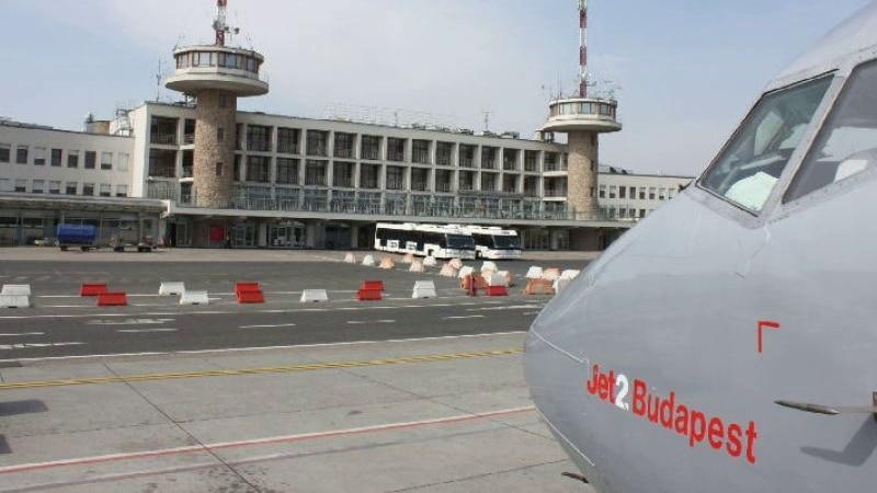 аэропорт Ференца Листа Будапешт