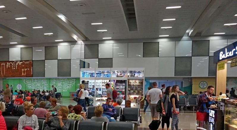 Официальный сайт аэропорта ГОА Даболим