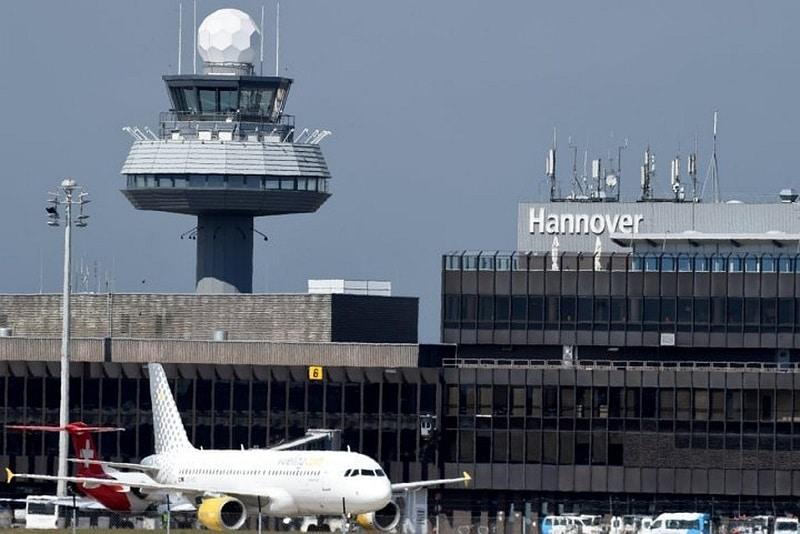 Аэропорт Ганновер онлайн-табло
