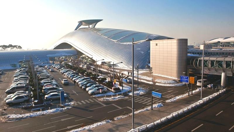 аэропорт Инчхон онлайн-табло вылета и прилета