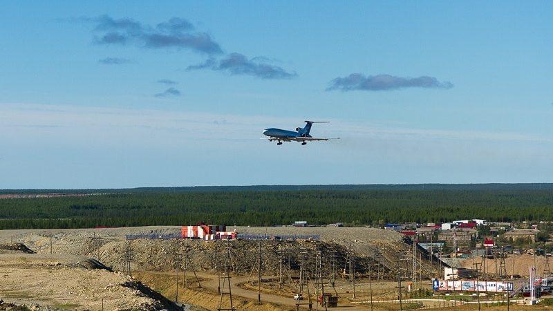 Аэропорт Мирный Якутия