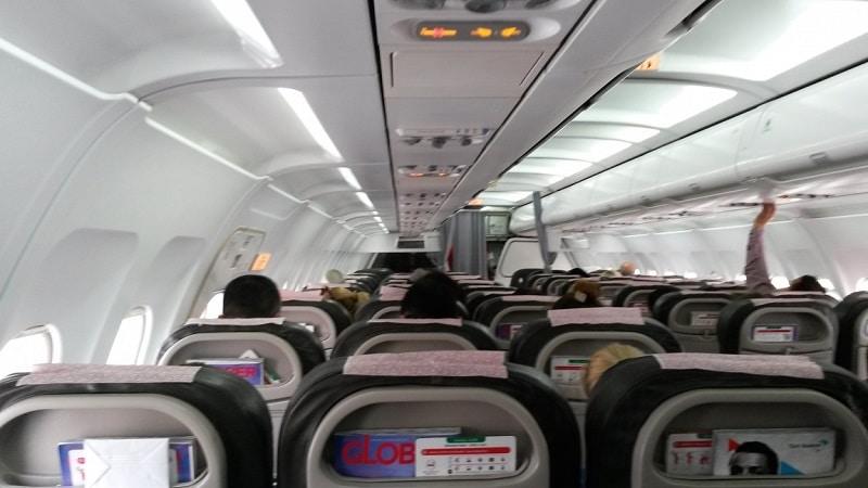 Парк самолетов Атлас Глобал