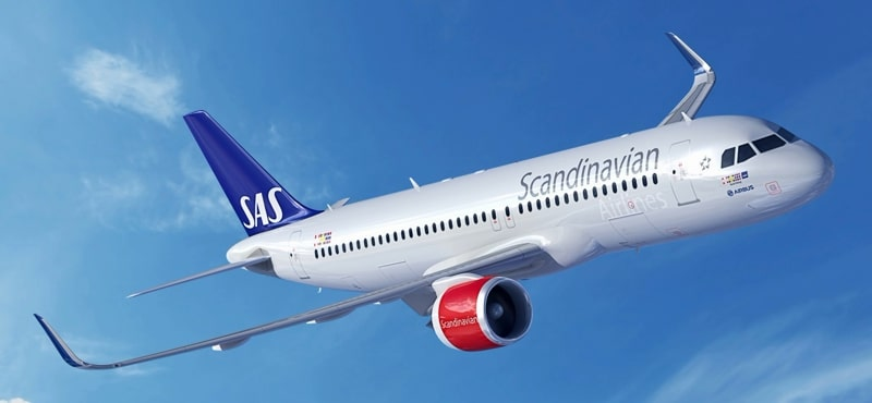 авиакомпания SAS