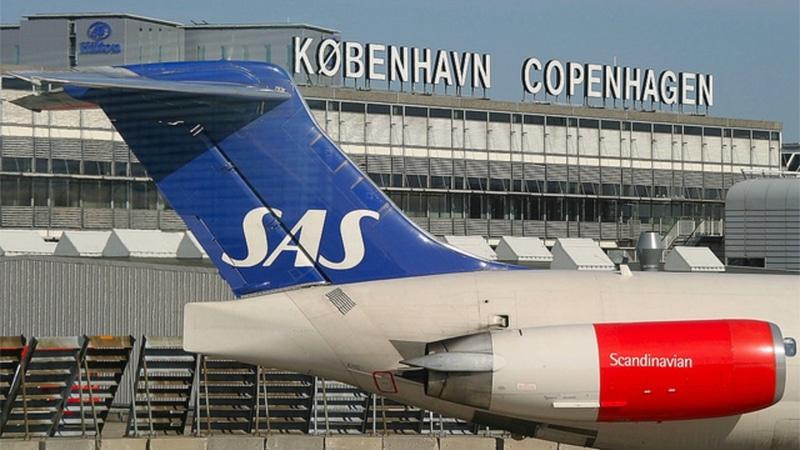 скандинавские авиалинии