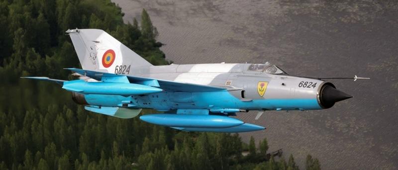 модернизация МиГ-21