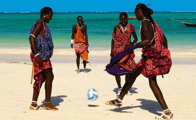Танзании