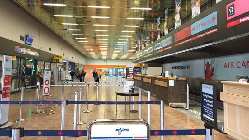 Список аэропортов Канады