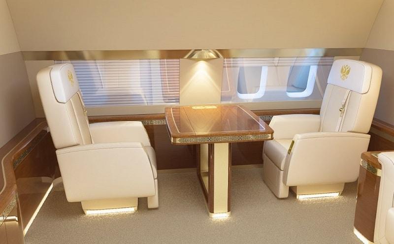 Президентский Ил-96 фото