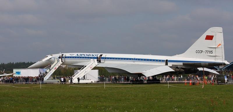 Крушение Ту-144 под Егорьевском