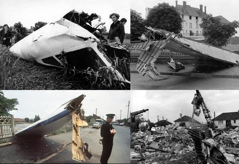 Катастрофа Ту-144 под Парижем