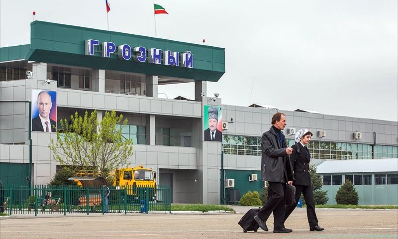 аэропорт Грозный официальный сайт