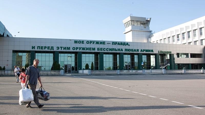 аэропорт Грозного Северный