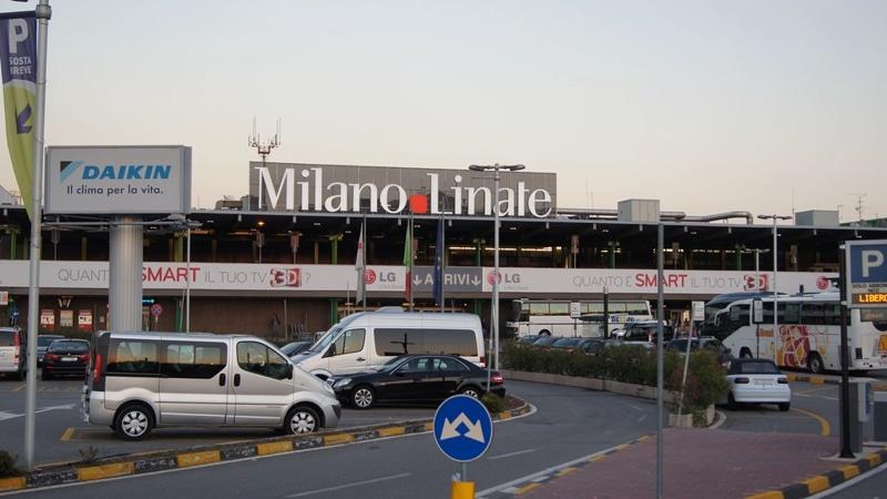 аэропорт Линате в Милане как добраться