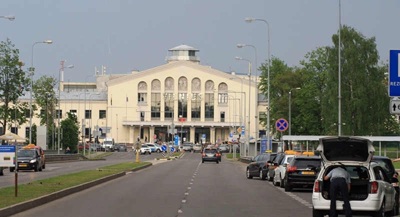 аэропорт Вильнюса официальный сайт