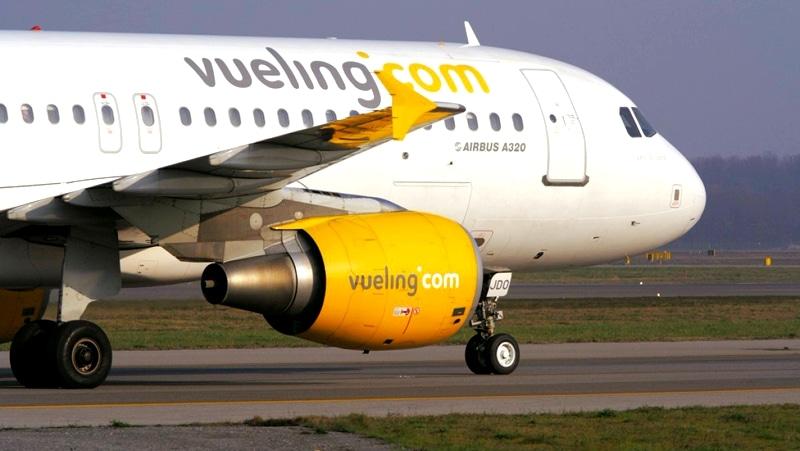 авиакомпания Вуэлинг официальный сайт