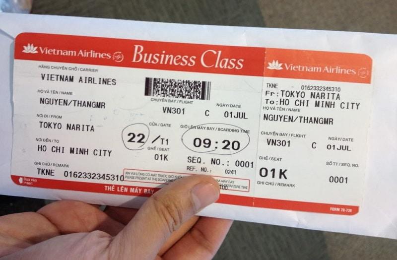Маршрутная квитанция и электронный билет