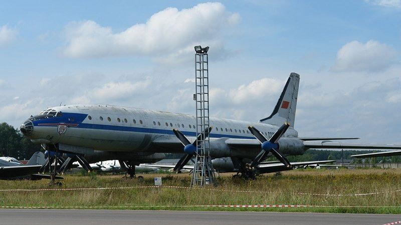 Катастрофа Ту-114 в Шереметьево