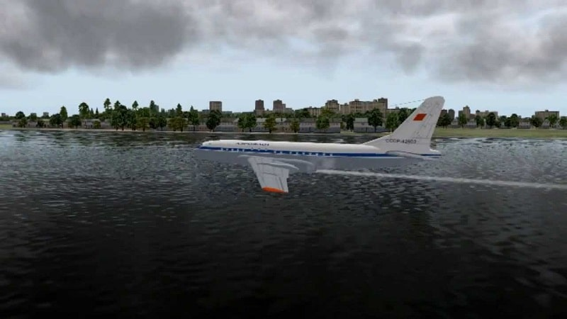 Аварийная посадка