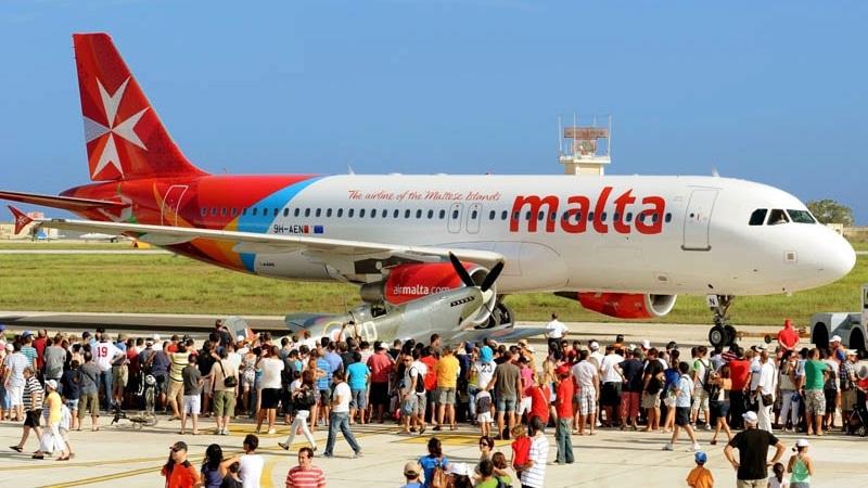 Air Malta официальный сайт на русском