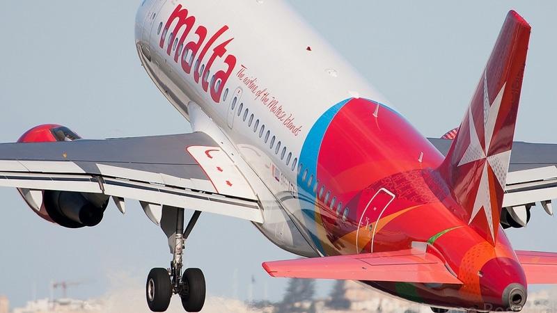 официальный сайт Мальтийских авиалиний