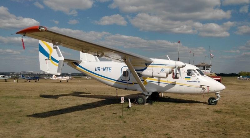 технические характеристики Ан-28