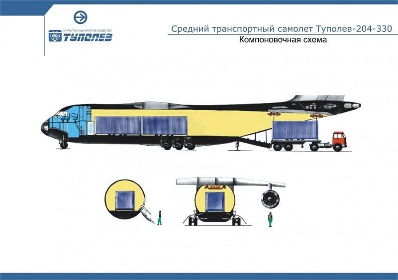 Туполев Ту-330 -3