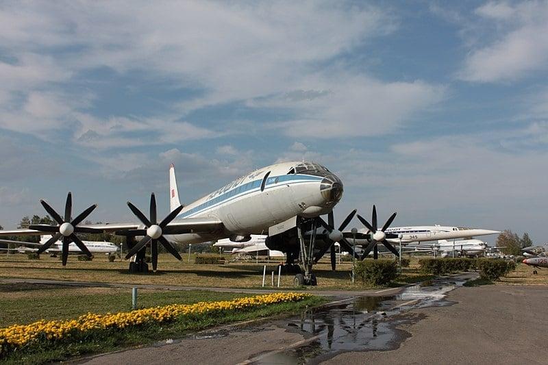Самый лучший самолет Ту-114