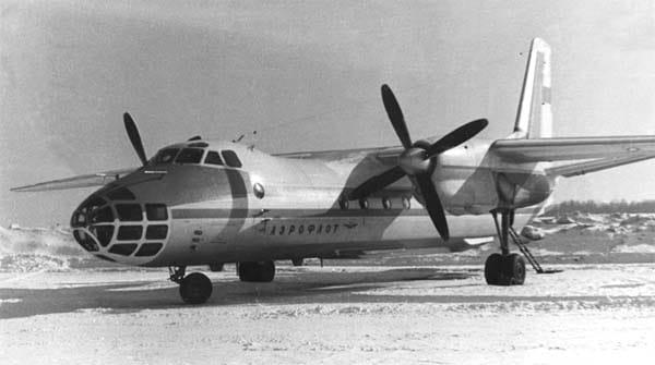 Самолет Ан-30 фото