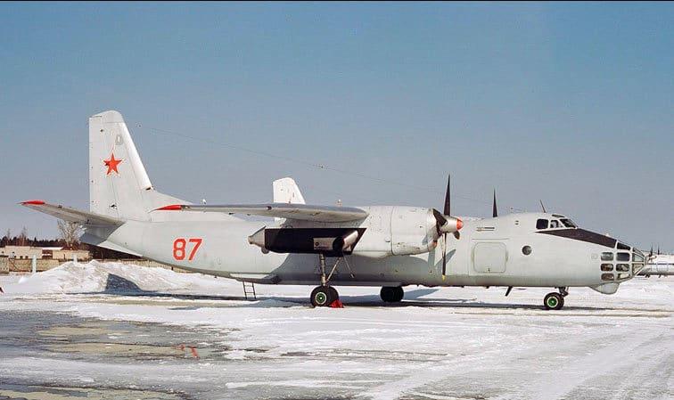 Самолет-разведчик Ан-30