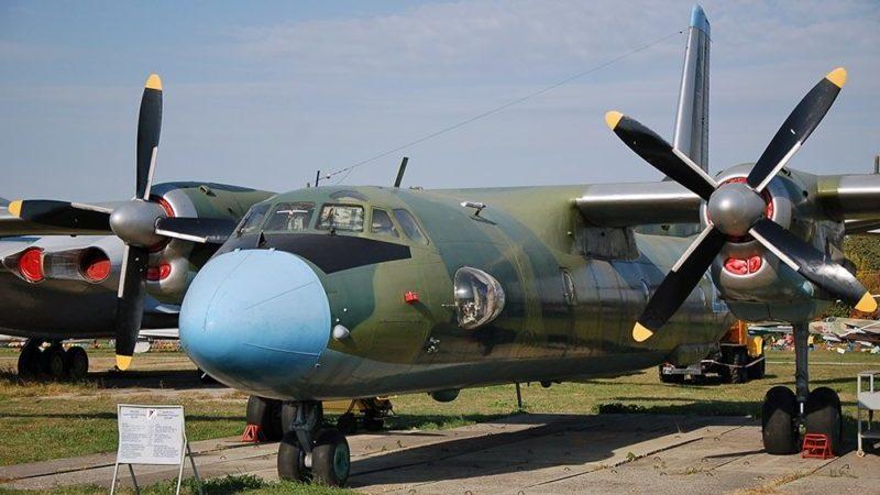 Самолет Ан-34