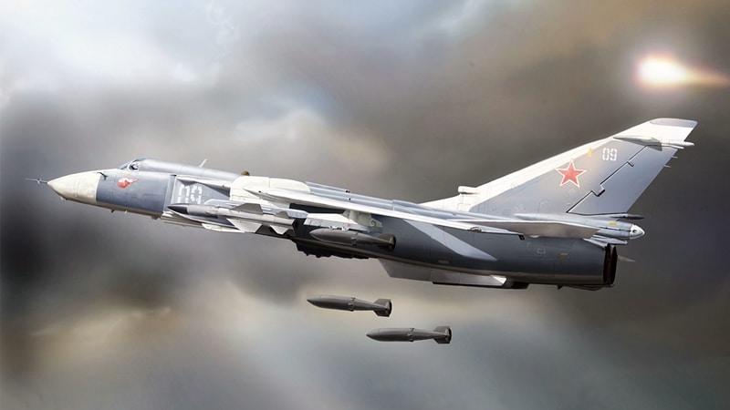 технические характеристики Су-24