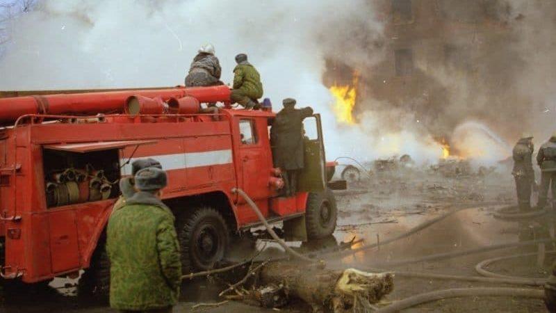 Крушение Ан-124 в Иркутске