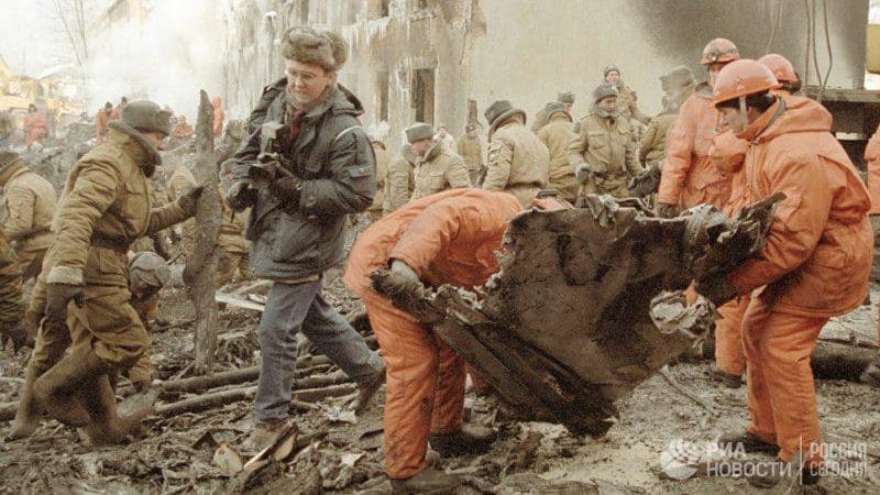 Катастрофа Ан-124 Руслан в Иркутске