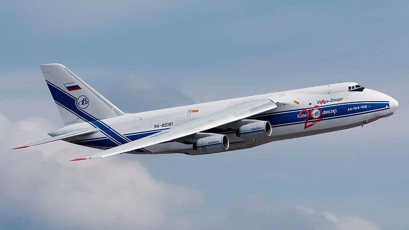 Фото Ан-124 Руслан