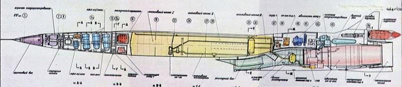 Беспилотный самолет Ту-123