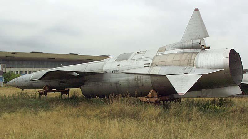 Ту-123 Ястреб