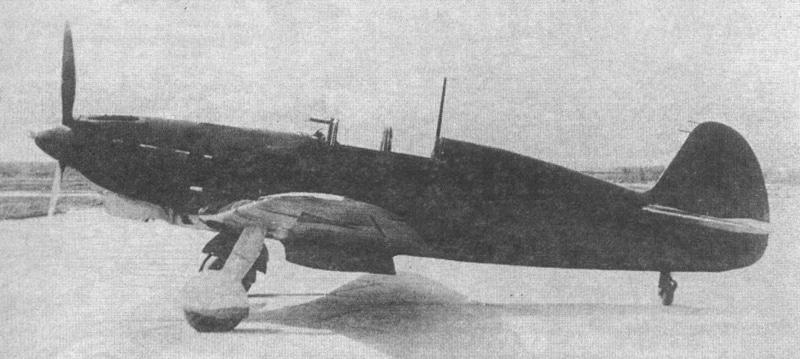 Самолет Як-7