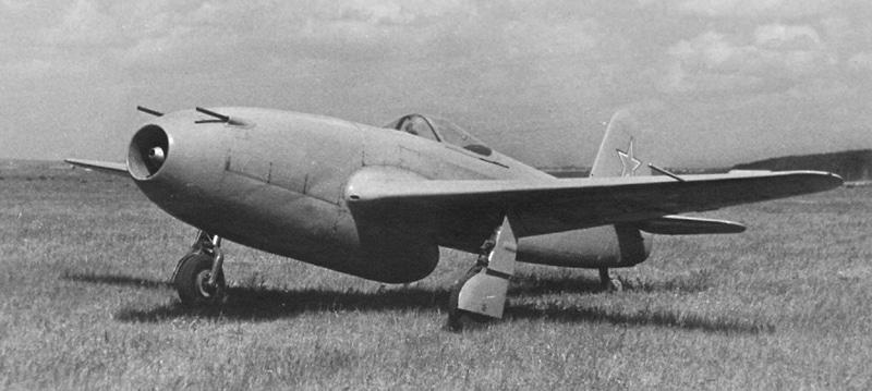 Самолет Як-17