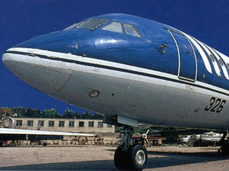 Авиакатастрофа Як-42 в Ярославле