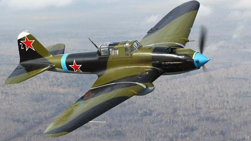 Вооружение Ил-2