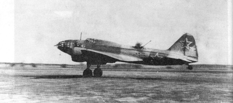 Фото самолета Ил-4